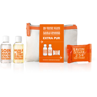 Compagnie de Provence Extra Pur My Travel Pouch - Orange Blossom