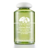 Origins A Perfect World Age Defense Treatment Lotion med White Tea 150 ml