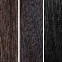 Beauty WorksEchantillon d'extensions pour cheveux100% Remy- Lot avec cheveux foncés