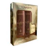 L'Anza Keratin Healing Oil Trio Box