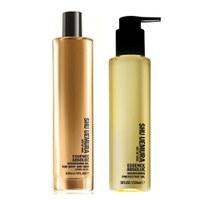 Shu Uemura Art of Hair Essence Absolue (150ml) and Essence Absolue Body and Hair Oil (100ml)