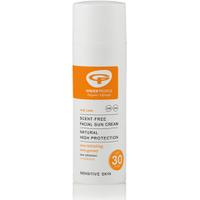 Crème solaire visage Green PeopleFPS 30 (50 ml)