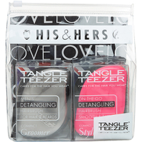 Pack Cepillo para Él y para Ella Tangle Teezer His & Hers