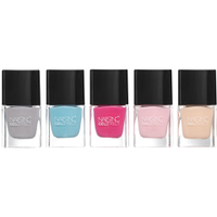 nails inc. Coconut Bright Spring Summer Gel Effect Nail Varnish Collection