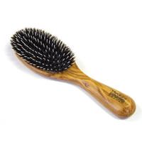 Hydrea London Haarbürste aus Olivenholz