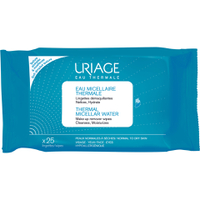 Uriage Wipes for Normal to Combination Skin