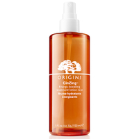 Tratamiento revitalizante en spray Ginzing ™ de Origins (150 ml)