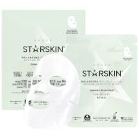 STARSKIN Behind The Scenes - Balancing Coconut Bio-Cellulose Second Skin Face Mask