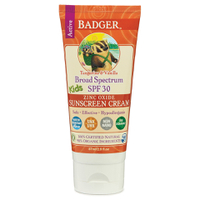 Badger Broad Spectrum Sunscreen SPF 30 87ml - Kids