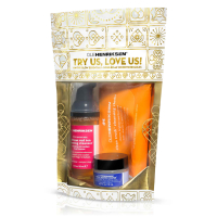 OLE HENRIKSEN TRY US, LOVE US HOLIDAY KIT