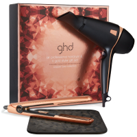 ghd Copper Luxe Deluxe Gift Set