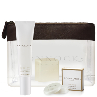 Connock London Kukui Oil Nourishing Collection (Worth £35)