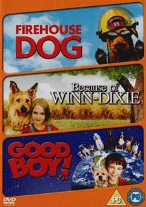Firehouse Dog/ Because Of Winn-Dixie/ Good Boy!