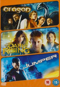 Eragon/The Dark Is Rising/Jumper