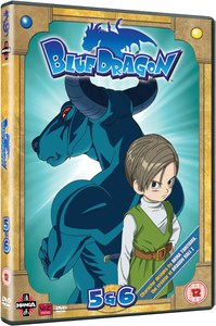 Blue Dragon - Volumes 5-6