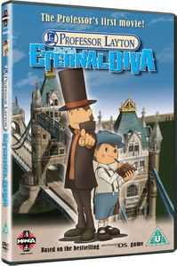 Professor Layton And The Eternal Diva