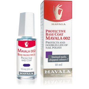 Mavala 002 Protective Base Coat (10ml)