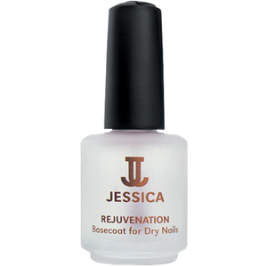 Base ongles reconstituante Jessica Rejuvenation Basecoat - ongles secs 14.8ml