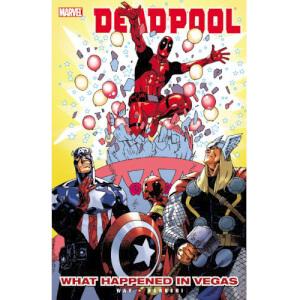 Marvel Deadpool: What Happened In Vegas - Volume 5 Graphic Novel