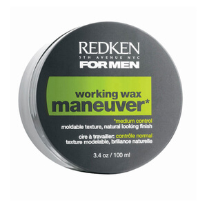 Redken Men's Maneuver Working Wax (100ml)