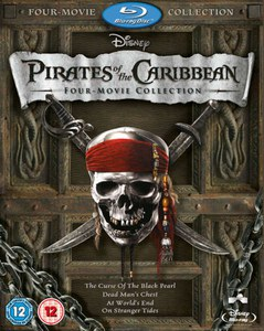 Piratas del Caribe Boxset