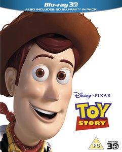 Toy Story 1 3D - Limited Edition Artwork (O-Ring)