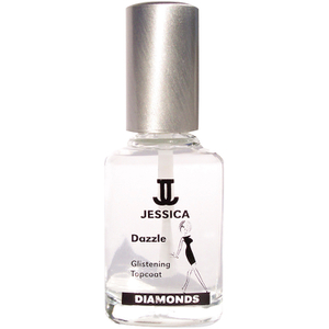 Top coat Jessica Nails Diamonds