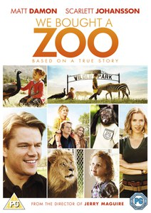 We Bought A Zoo (Bevat Digital Copy)