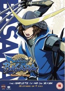 Sengoku Basara - Season 1 and 2