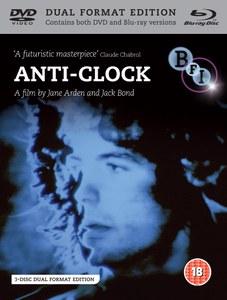 Anti-Clock (Blu-Ray and DVD)