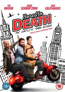 Bored to Death - Season 3