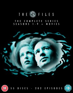 The X Files - Seasons 1-9 plus Movies