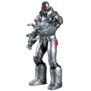 DC Comics New 52 Cyborg Action Figure (Aug120305)