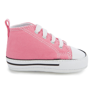 Converse Babies' Chuck Taylor All Star Hi-Top Trainers - Pink