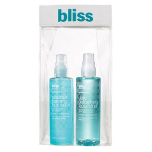 bliss Fabulous Cleanser Toner Duo (Worth £40.50)