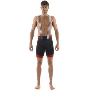 Santini BCool Mig3 Pad Bib Shorts - Black