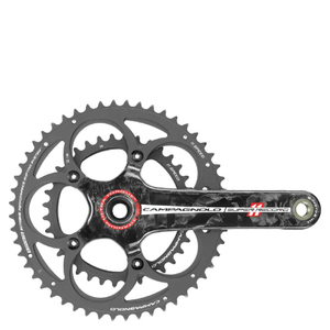 Campagnolo Super Record Ultra-Torque Ti Bicycle Chainset - Black