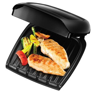 George 18840 Foreman Compact 2 Portion Grill
