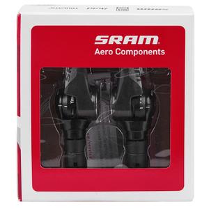SRAM 1190 R2C TT Shifter Set (11spd) Index Yaw Front