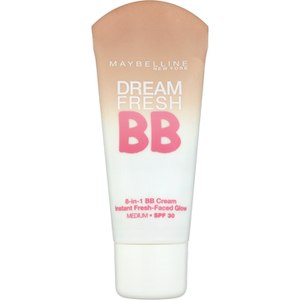 Maybelline Dream Fresh 8 in 1 BB Cream SPF30 Medium 30ml