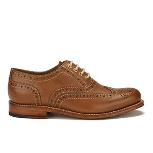 Grenson Women's Rose Brogues - Tan