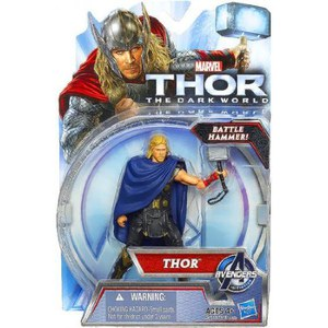 Thor - 3 3/4 Inch Action Figures (CDU)