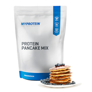 Protein Pancake Mix, Golden Syrup, 500g