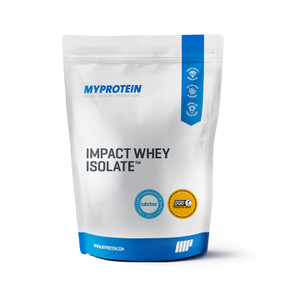 Impact Whey Isolate - Gama Batch Tested