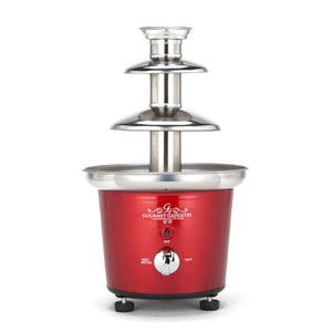 Gourmet Gadgetry Retro Diner Chocolate Fountain