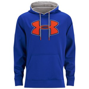 Under Armour Men's Af Storm Big Logo Hoody - Royal