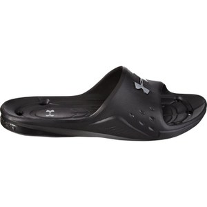 Under Armour Herren M Locker II SL Sandalen - Schwarz