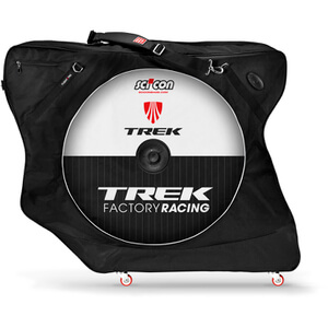 Scicon Aerocomfort 2.0 TSA Bike Bag - Black - Team Trek Factory Racing Edition