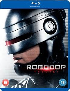 Robocop Trilogía(Robocop Remasterizado incl.)