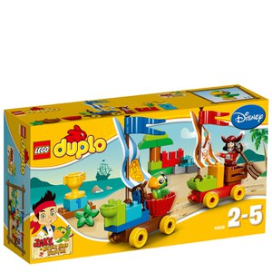 LEGO DUPLO: Jake Beach Racing (10539)